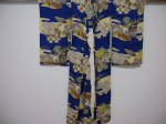 Japanese vintage kimono.
