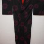 Vintage Japanese kimono and haori (116)