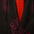 Vintage Japanese kimono and haori (117)