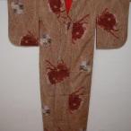Vintage Japanese kimono and haori (129)