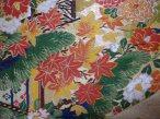 Vintage Japanese kimono and haori (75)