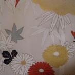 Vintage Japanese kimono and haori (86)