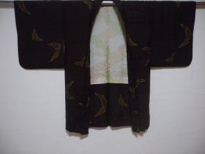 Silk haori